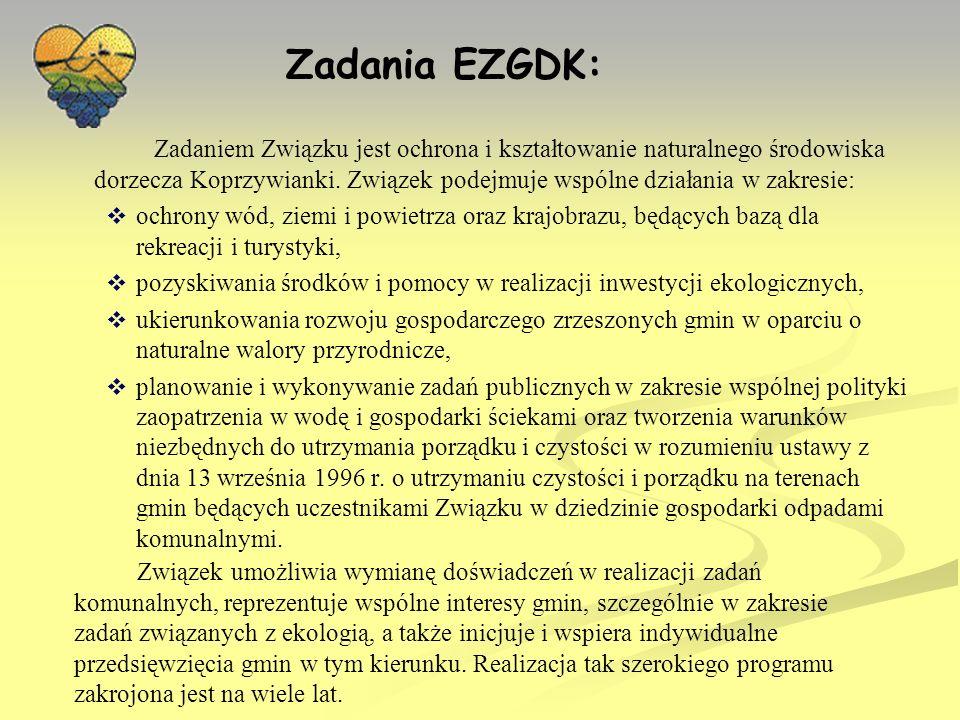 Zadania EZGDK: