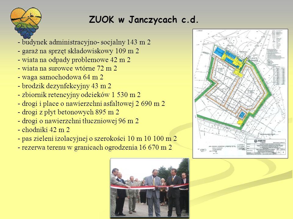 ZUOK w Janczycach c.d.