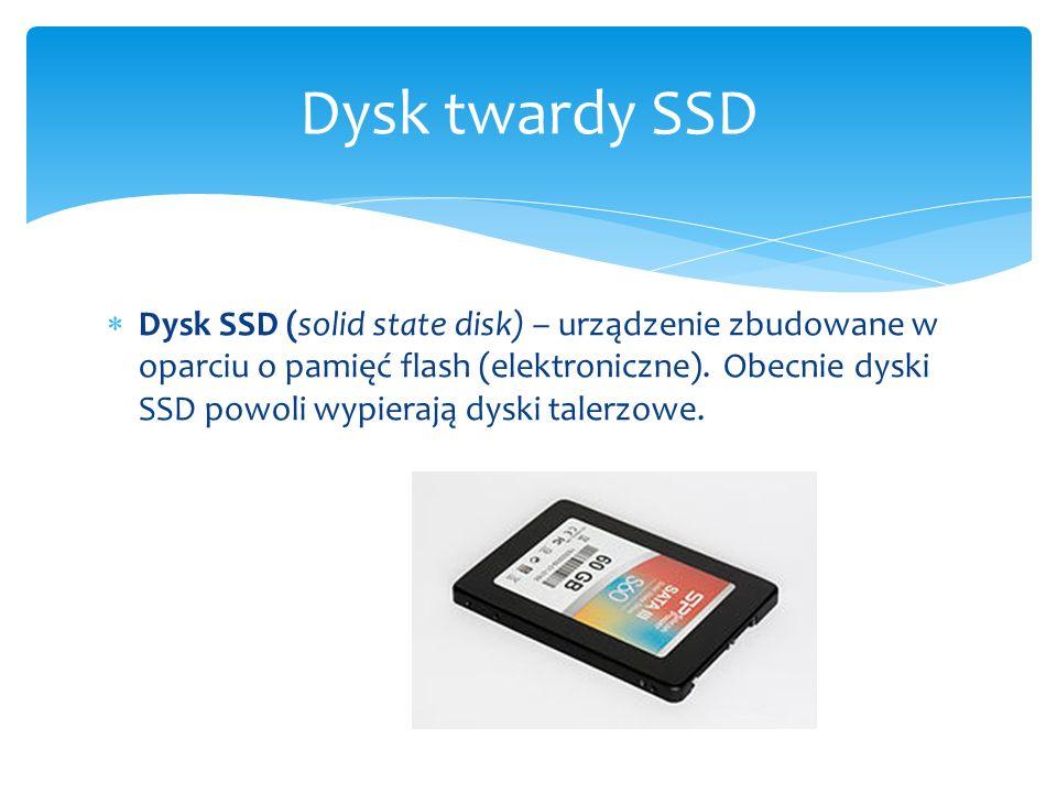 Dysk twardy SSD
