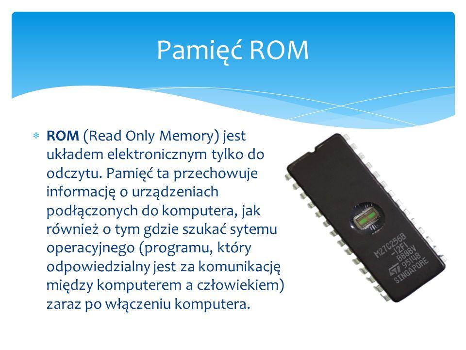 Pamięć ROM