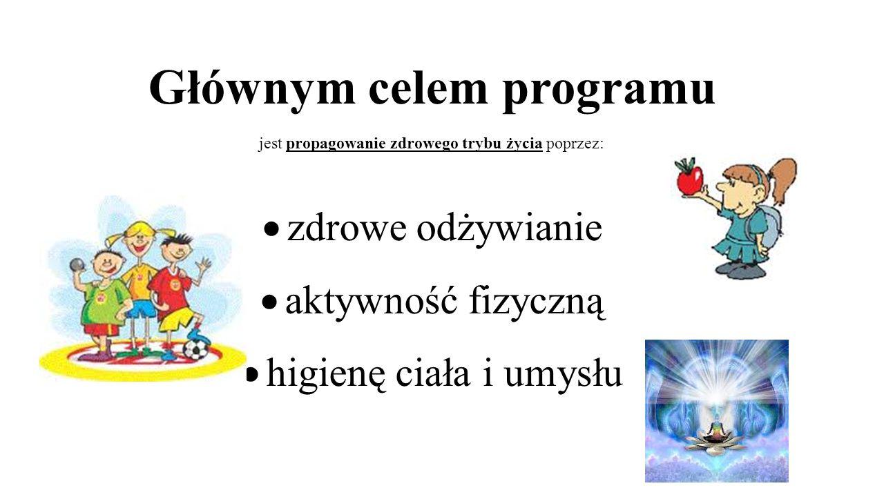Głównym celem programu