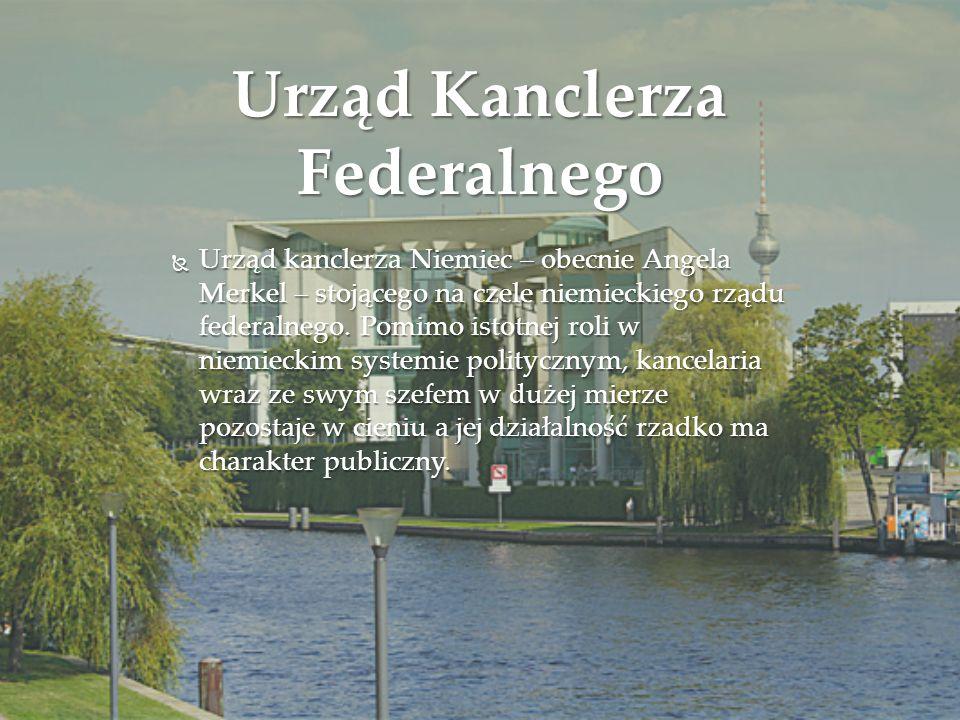 Urząd Kanclerza Federalnego