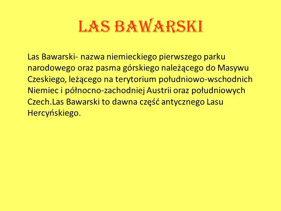Las bawarski