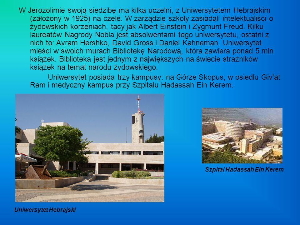 Uniwersytet Hebrajski