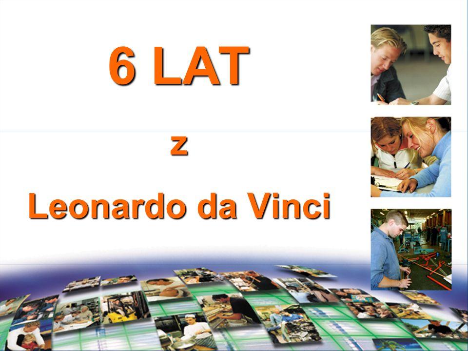 6 LAT z Leonardo da Vinci