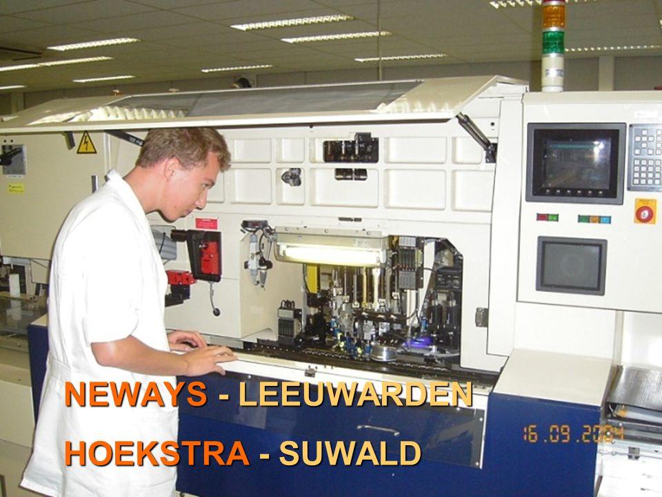 NEWAYS - LEEUWARDEN HOEKSTRA - SUWALD