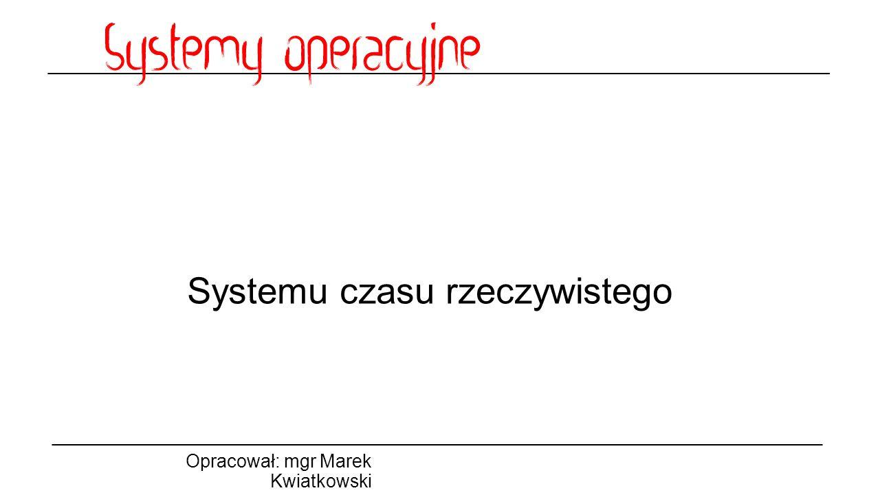 Systemu czasu rzeczywistego