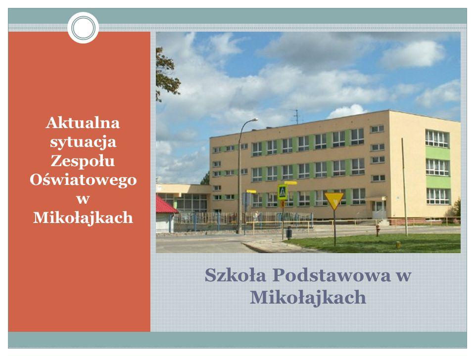 Szkoła Podstawowa w Mikołajkach