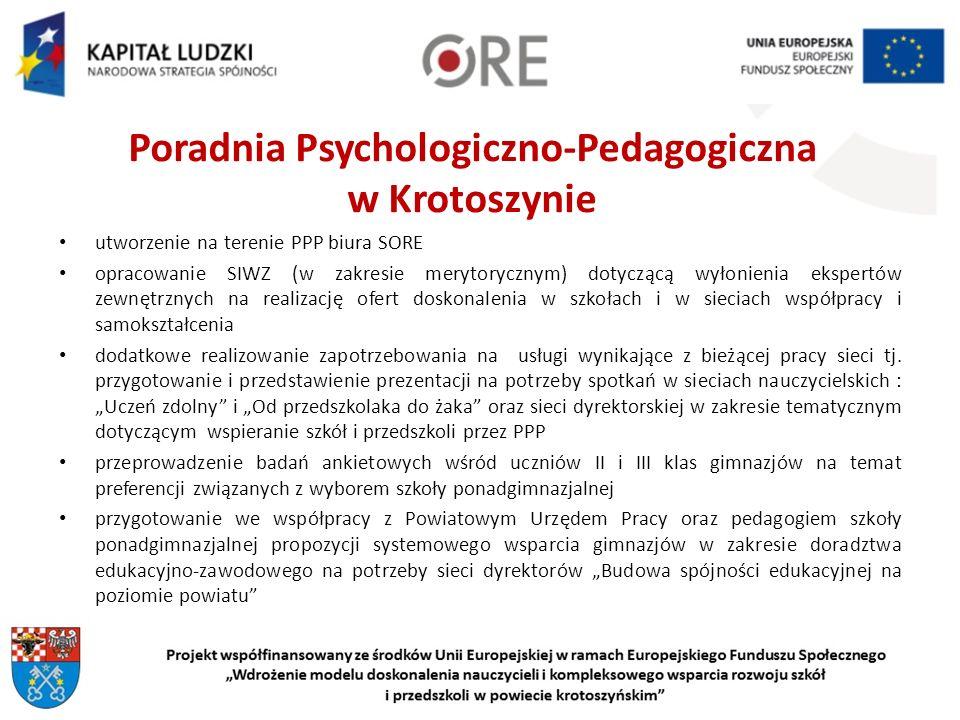Poradnia Psychologiczno-Pedagogiczna w Krotoszynie