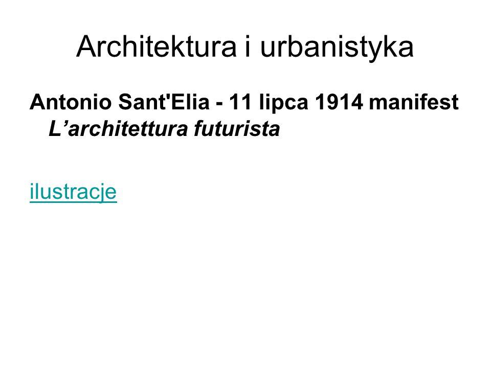 Architektura i urbanistyka
