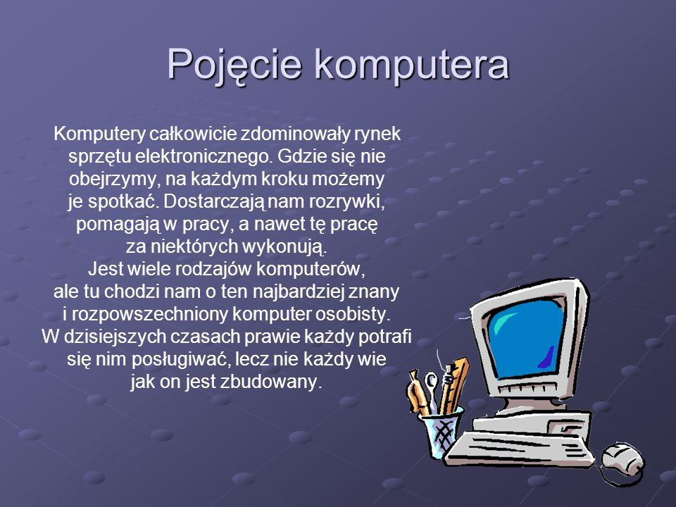 Pojęcie komputera