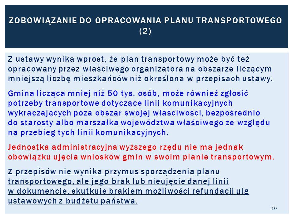 ZOBOWIĄZANIE DO OPRACOWANIA PLANU TRANSPORTOWEGO (2)