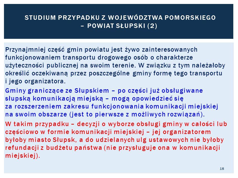 STUDIUM PRZYPADKU Z WOJEWÓDZTWA POMORSKIEGO – POWIAT Słupski (2)