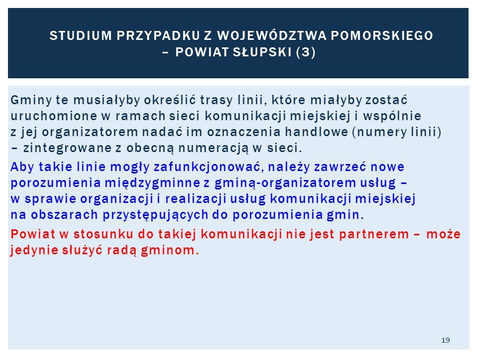 STUDIUM PRZYPADKU Z WOJEWÓDZTWA POMORSKIEGO – POWIAT Słupski (3)