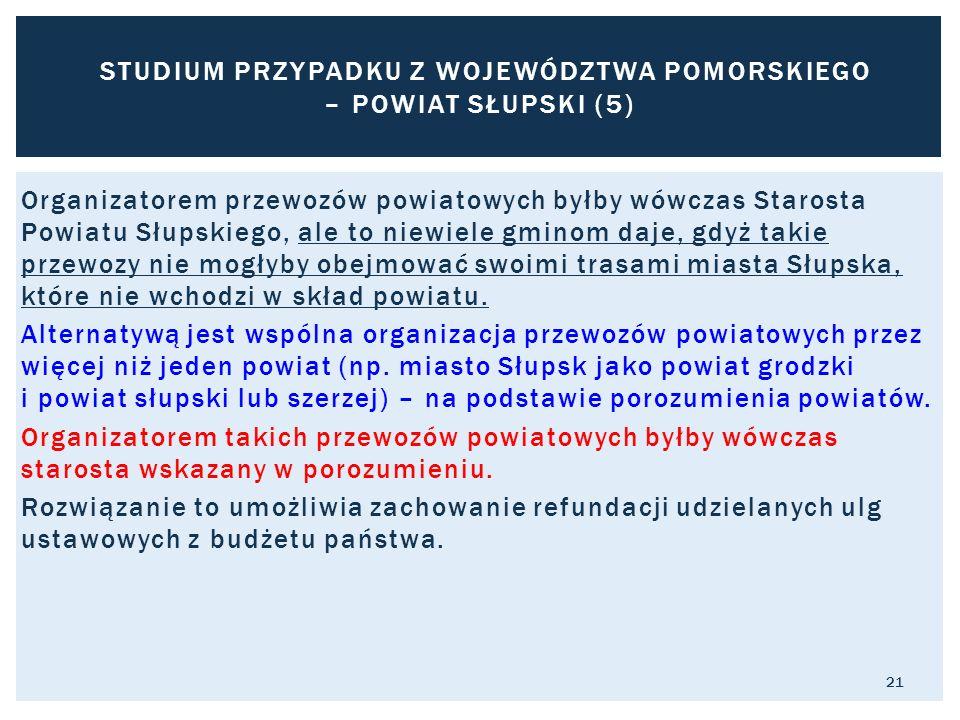 STUDIUM PRZYPADKU Z WOJEWÓDZTWA POMORSKIEGO – POWIAT Słupski (5)