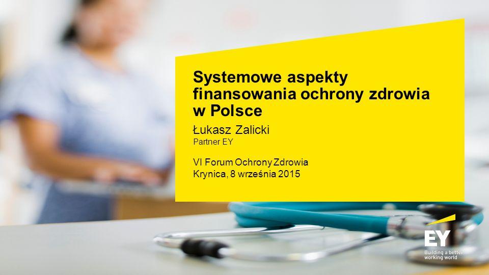 Systemowe aspekty finansowania ochrony zdrowia w Polsce