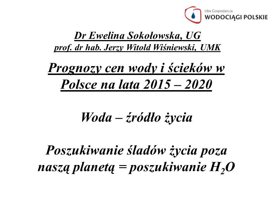 Dr Ewelina Sokołowska, UG prof. dr hab. Jerzy Witold Wiśniewski, UMK