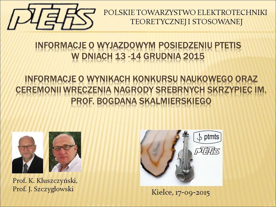 POLSKIE TOWARZYSTWO ELEKTROTECHNIKI