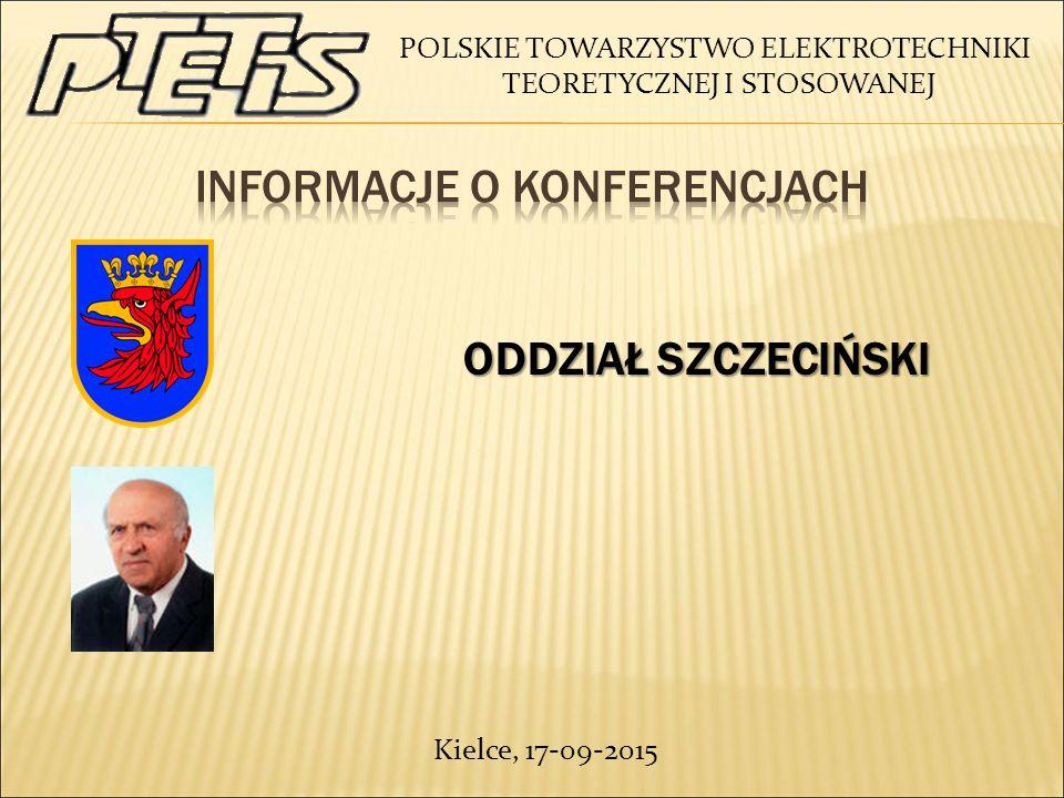 Informacje o konferencjach