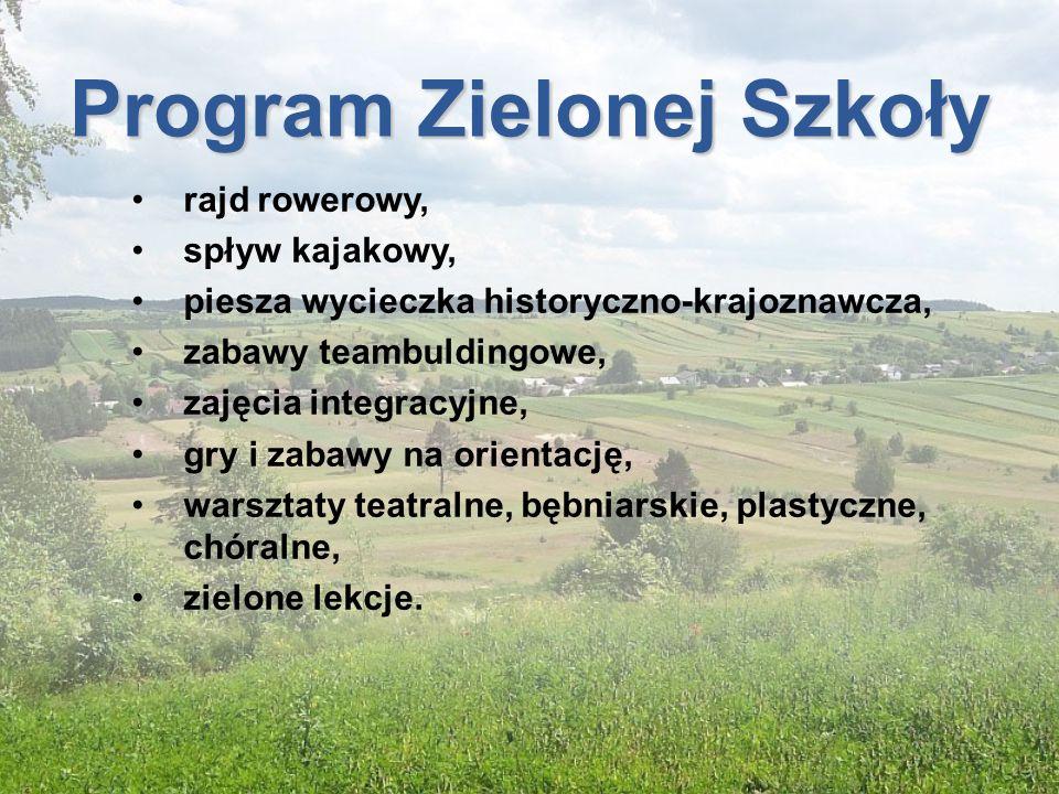 Program Zielonej Szkoły
