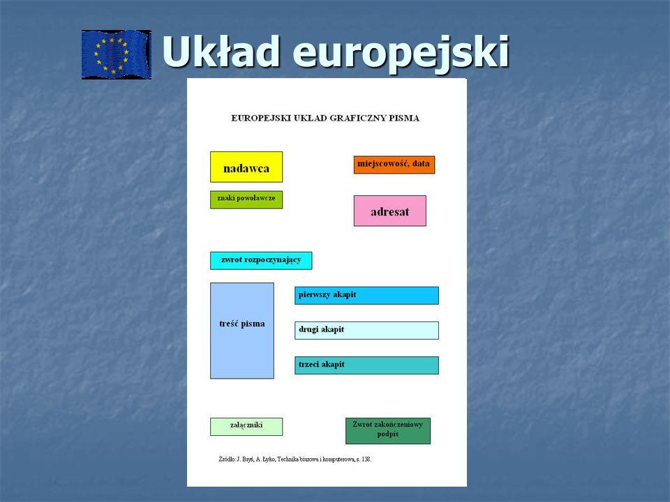 Układ europejski
