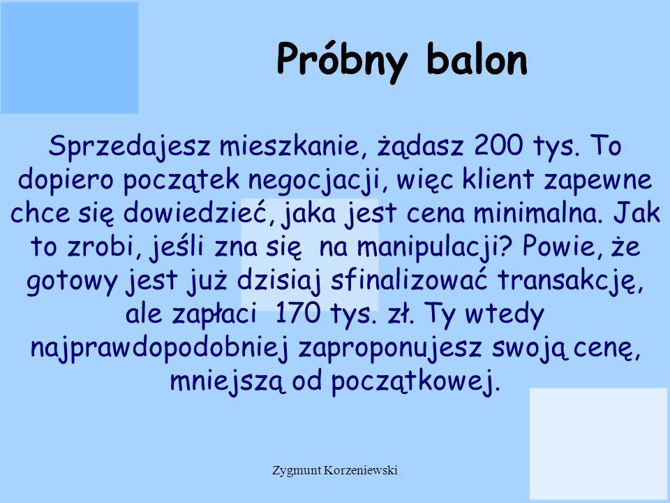 Próbny balon