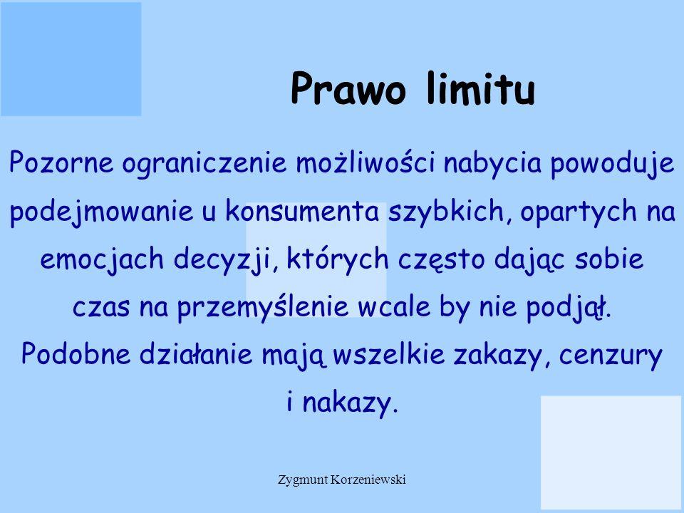 Prawo limitu