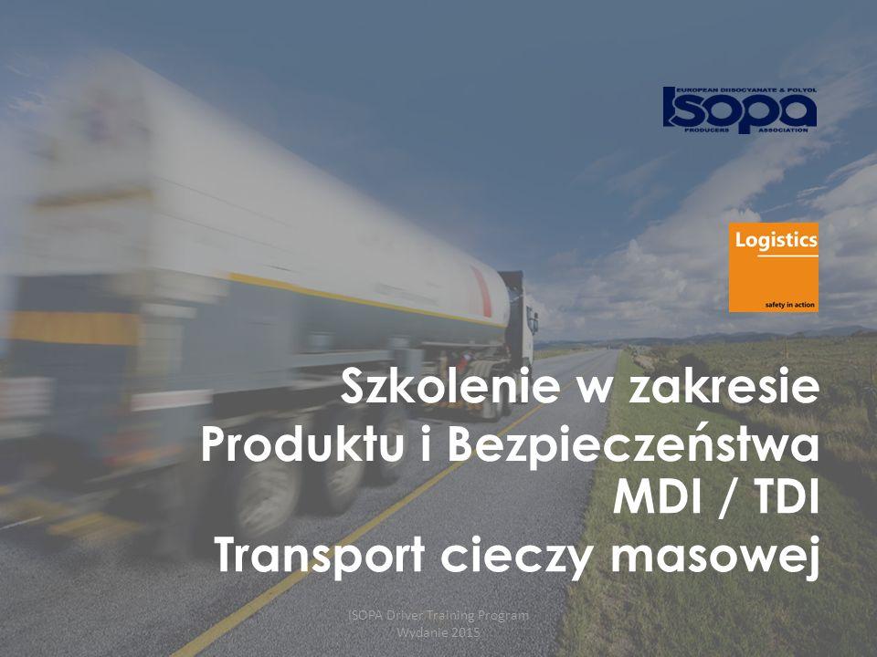 ISOPA Driver Training Program
