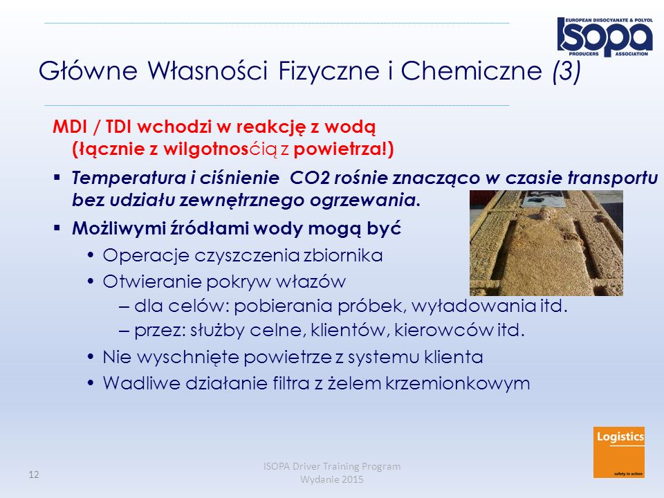 Główne Własności Fizyczne i Chemiczne (3)