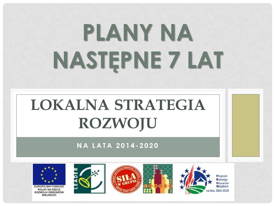 Lokalna strategia rozwoju