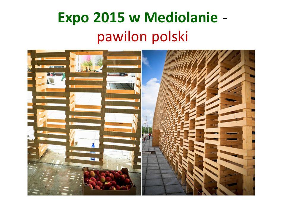 Expo 2015 w Mediolanie - pawilon polski