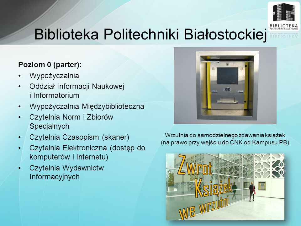 Biblioteka Politechniki Białostockiej