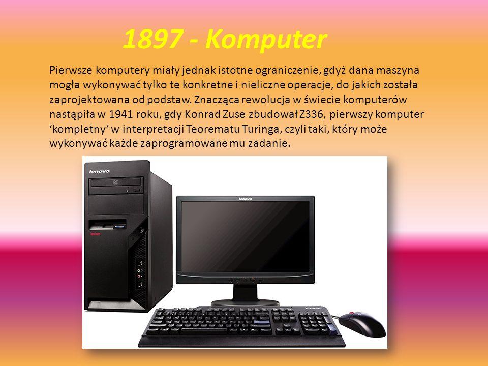 1897 - Komputer