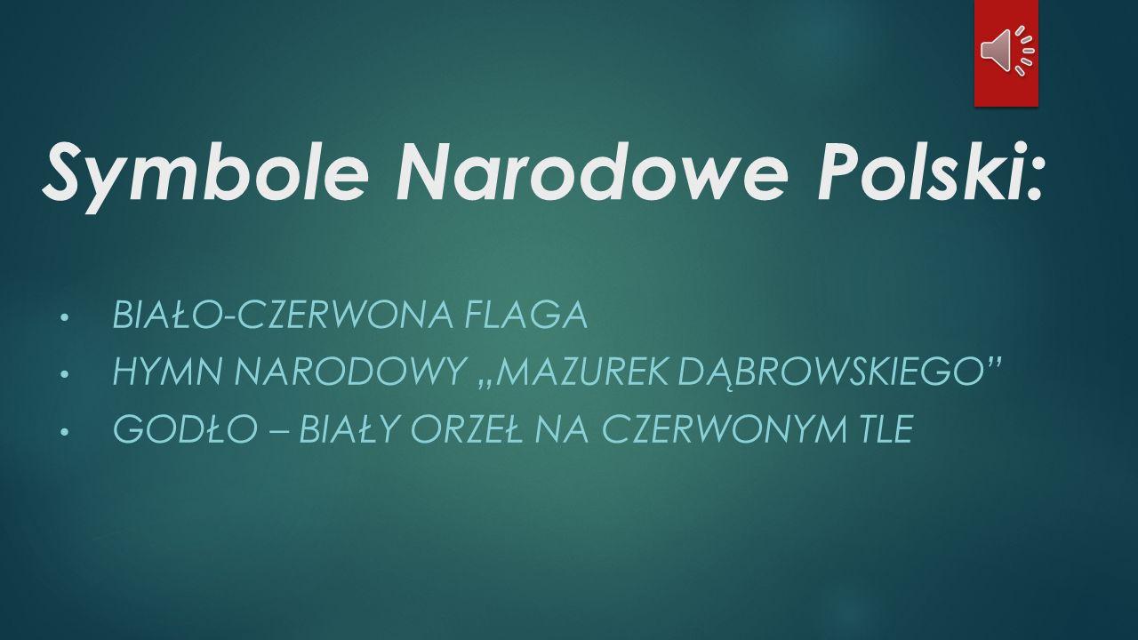 Symbole Narodowe Polski:
