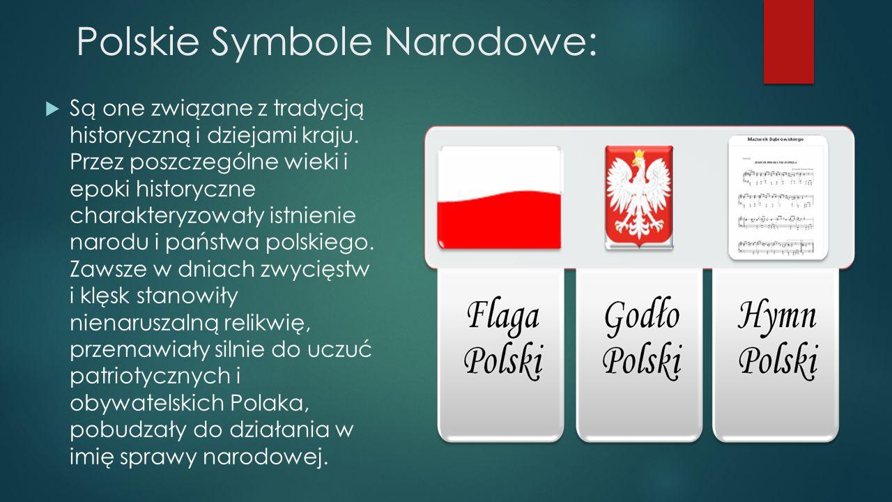 Polskie Symbole Narodowe: