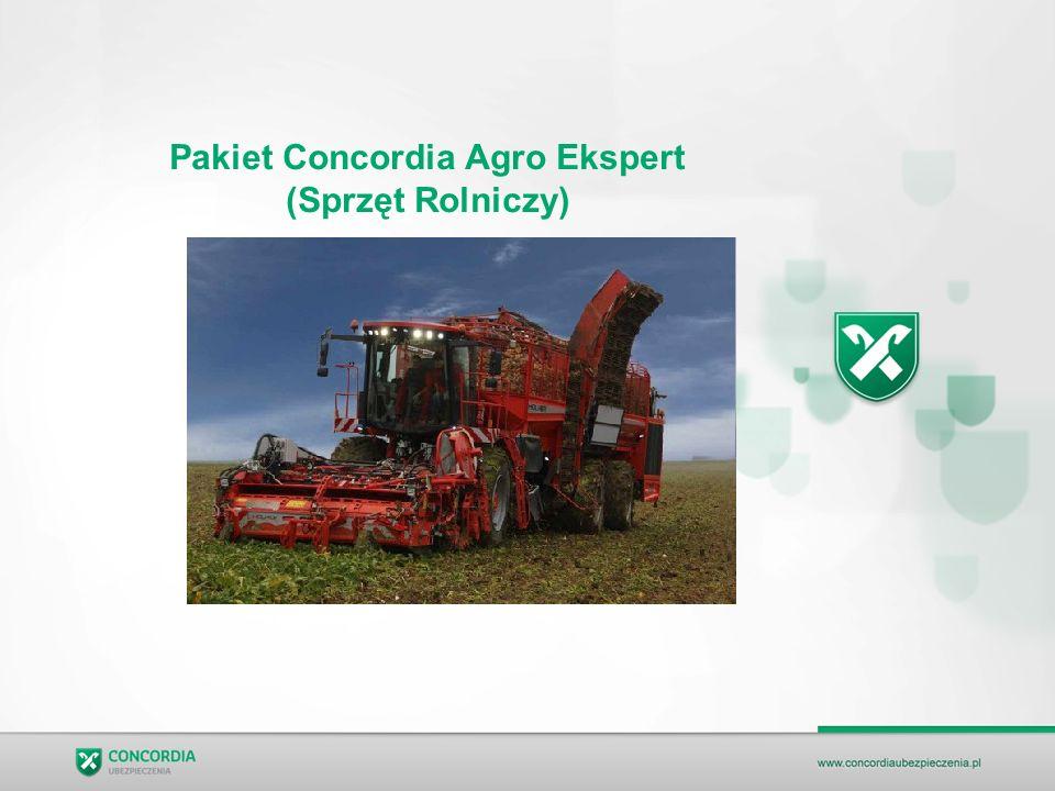 Pakiet Concordia Agro Ekspert (Sprzęt Rolniczy)