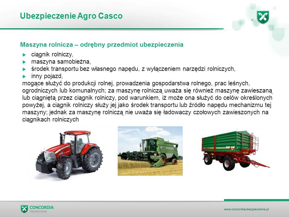 Ubezpieczenie Agro Casco