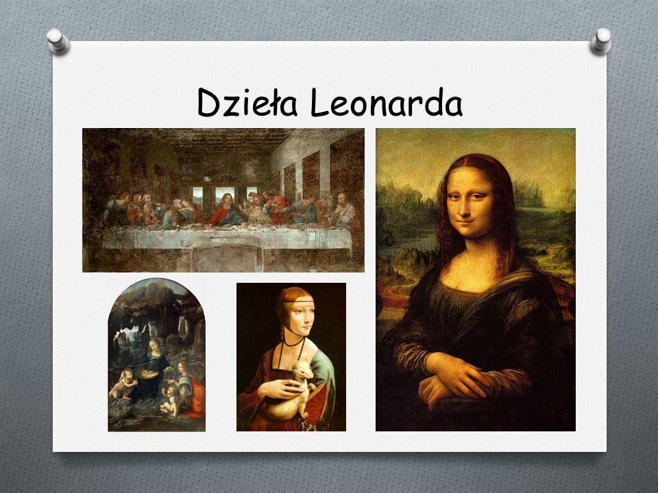 Dzieła Leonarda