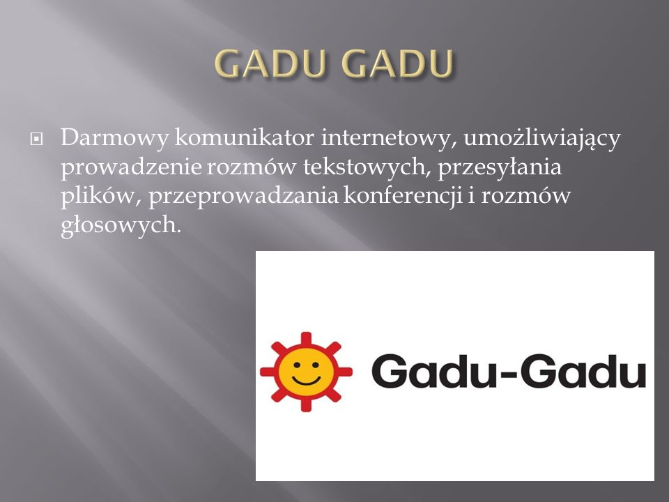 GADU GADU