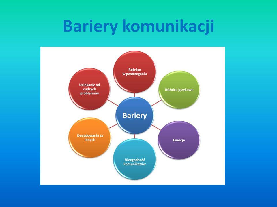 Bariery komunikacji
