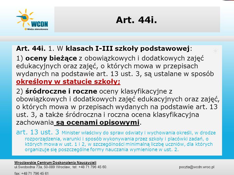 Art. 44i.