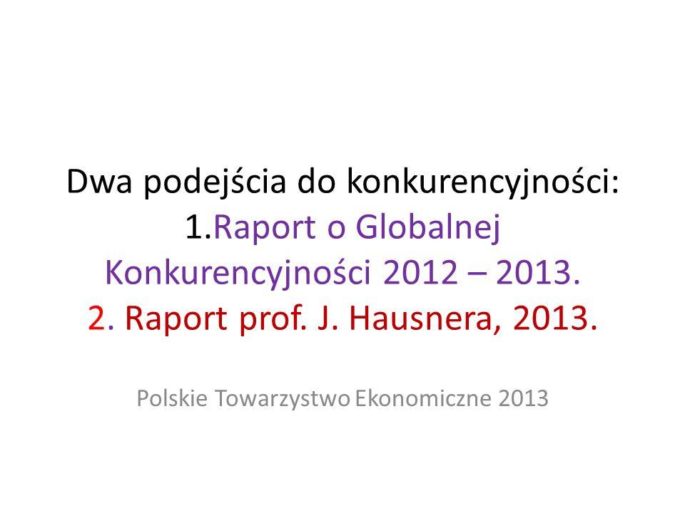 Polskie Towarzystwo Ekonomiczne 2013