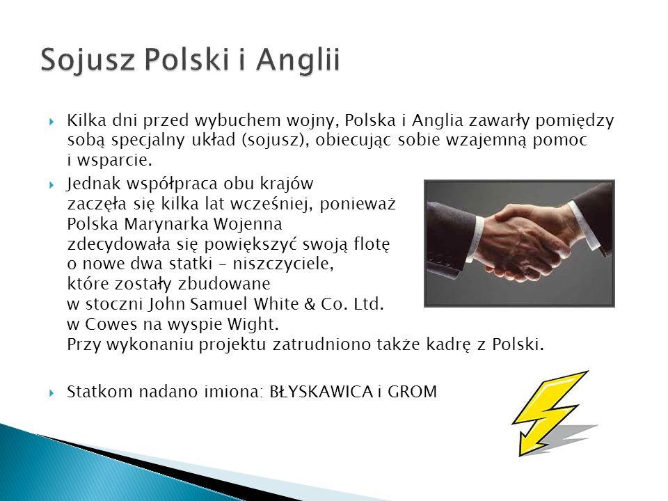 Sojusz Polski i Anglii