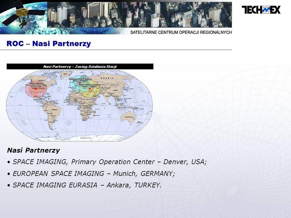 Nasi Partnerzy – Zasięg Działania Stacji