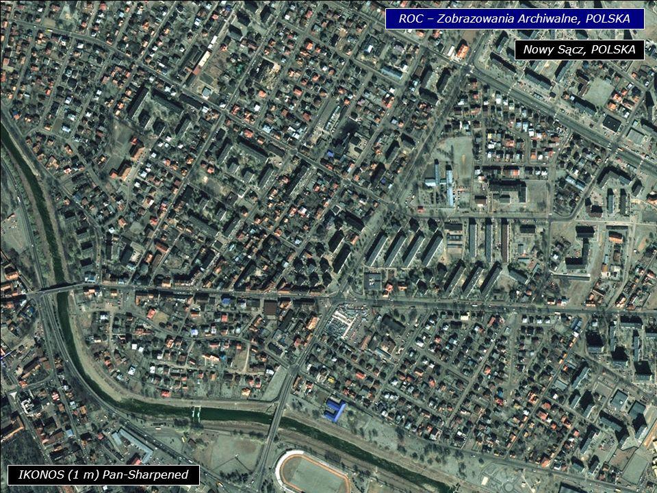 ROC – Zobrazowania Archiwalne, POLSKA