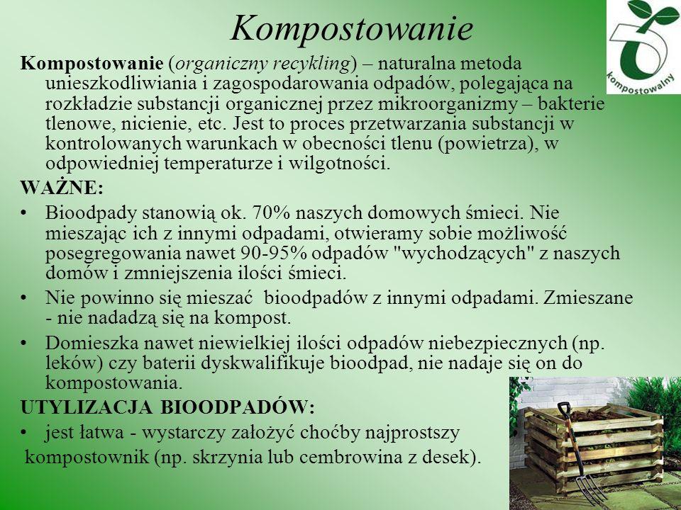 Kompostowanie