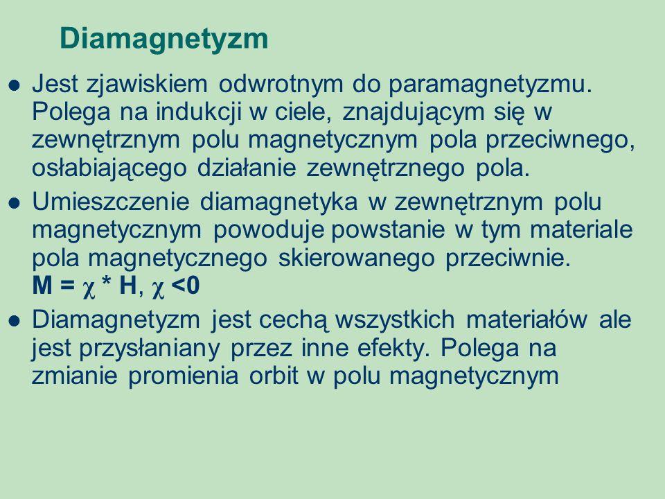 Diamagnetyzm