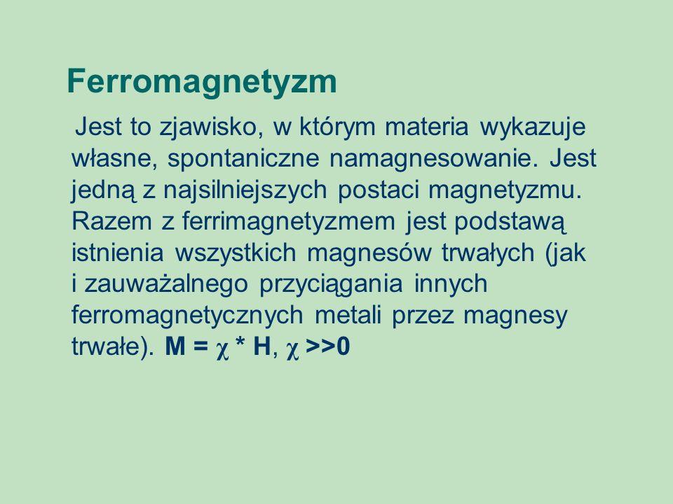 Ferromagnetyzm