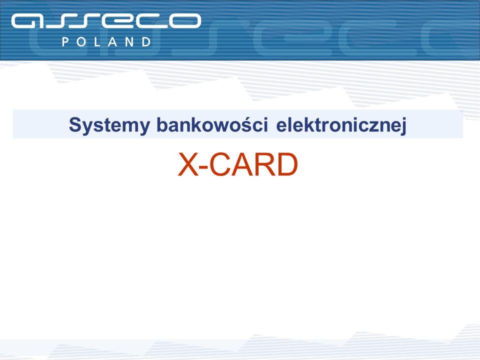 Systemy bankowości elektronicznej