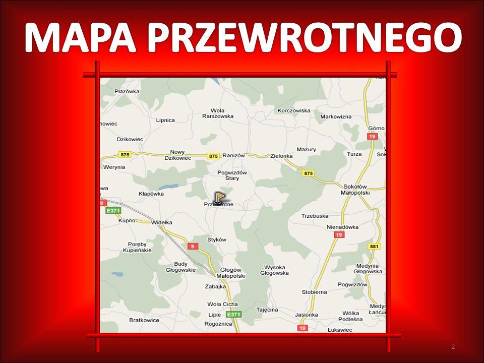 MAPA PRZEWROTNEGO